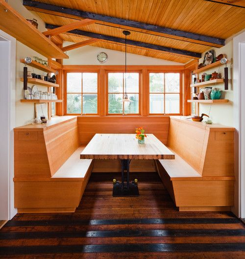 Impressive Kitchen Booth Seating For Home Coolest Small Kitchen Alluring Kitchen Booth Designs Design Decoration