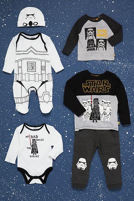 58628294b primark   Star Wars Baby   Star wars baby, Baby boy, Boys