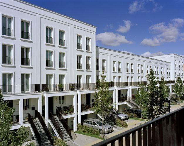 Quartier prenzlauer g rten h hne architekten bda berlin - Architekturvisualisierung berlin ...