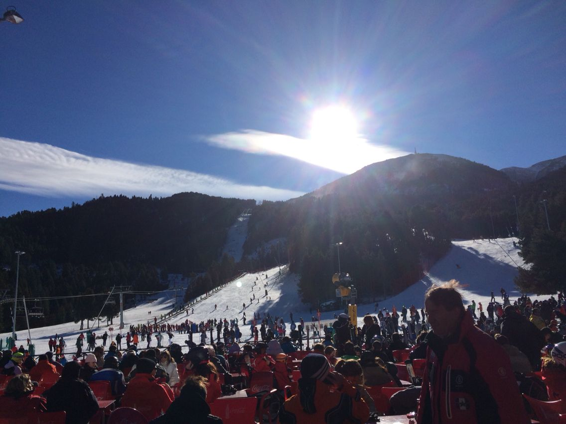Estació Ski Masella Skiing Scenic Views Scenic