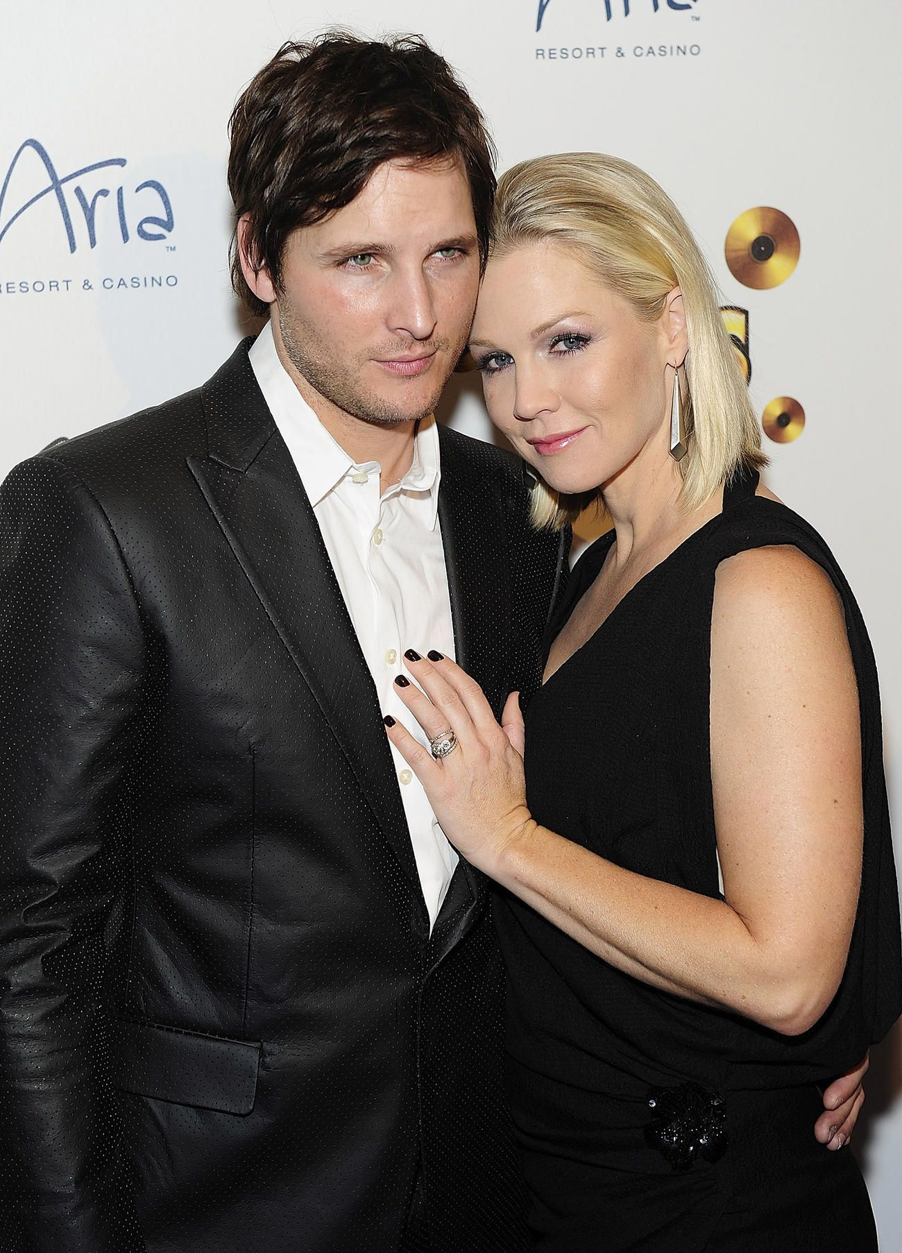 Shocking Celebrity Breakups Peter Facinelli And Jennie Garth In