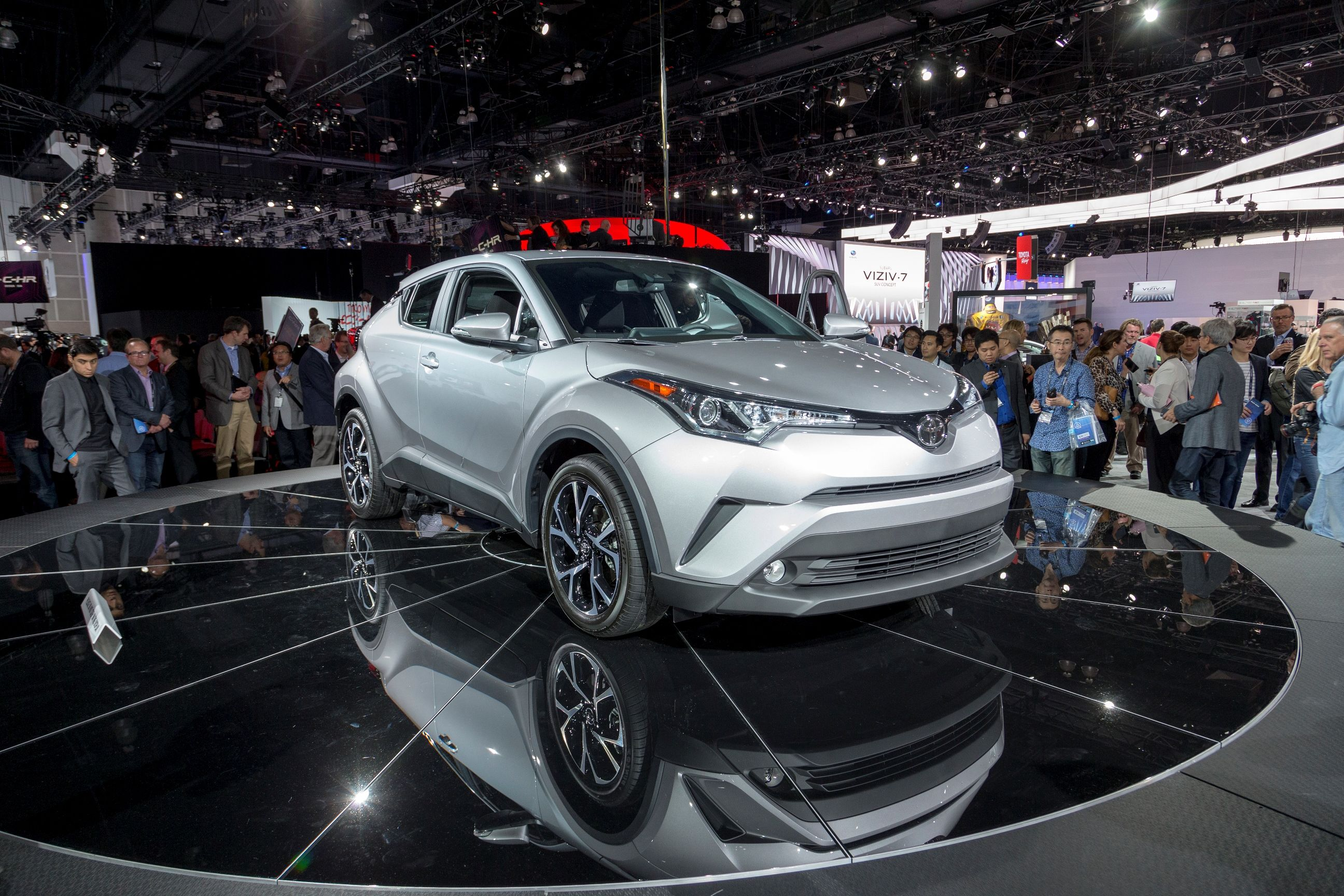 2018 toyota c hr this new ultra compact suv is set to compete