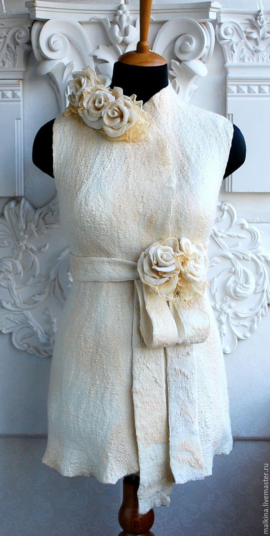 Photo of Light vest Creamy Meringue – Designer clothes