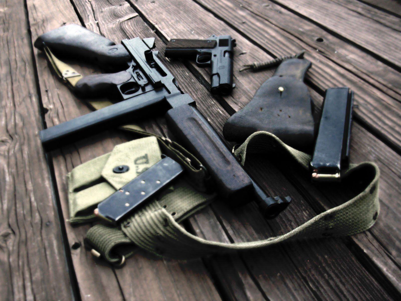 Machine Gun Wallpapers Guns Pinterest