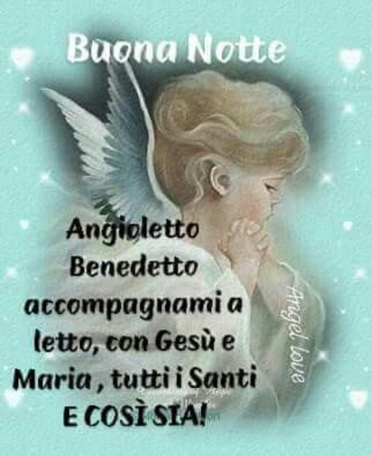 Rima Con Letto.Buonanotte Angioletto Benedetto Immagini Buonanotte Citazioni