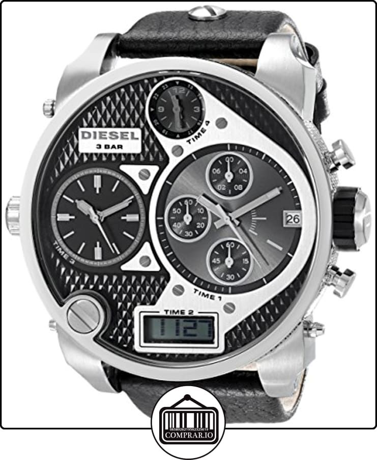 f86c92882477 Diesel DZ7125 - Reloj de caballero de cuarzo