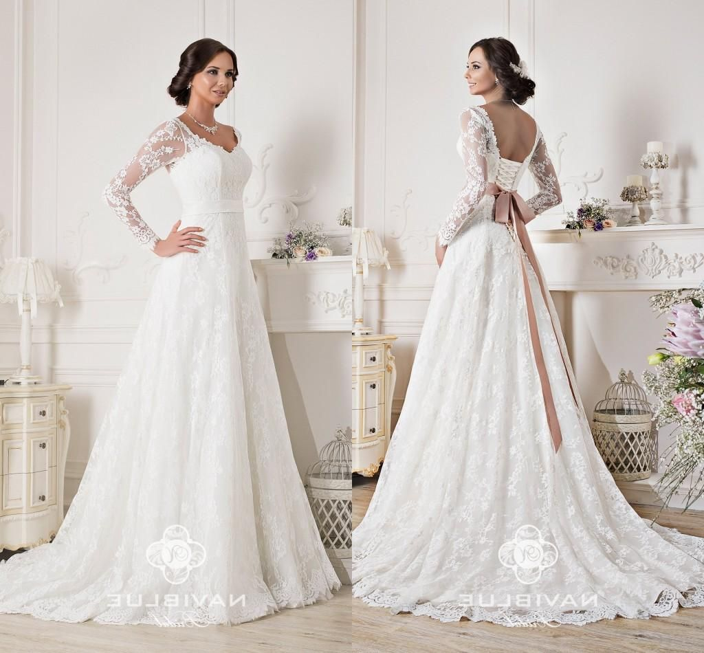Wedding dress for pear shaped   Elegant Lace Wedding Dresses  Best Wedding Dress for Pear