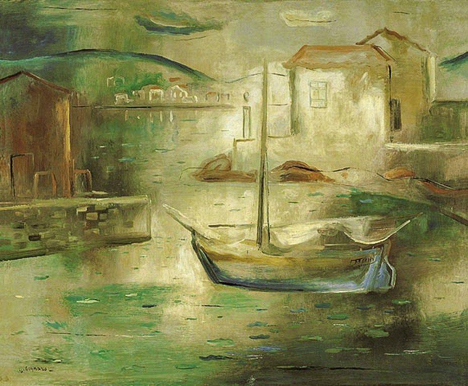 Γεώργιος Γουναρόπουλος | Illustration art, Art, Classic artwork