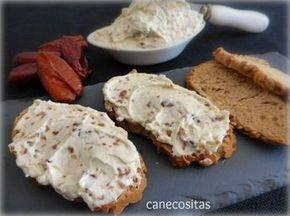 Paté De Dátiles Con Queso Azul 2 Thermomix Aperitivos Salados Recetas Para Cocinar Recetas De Comida