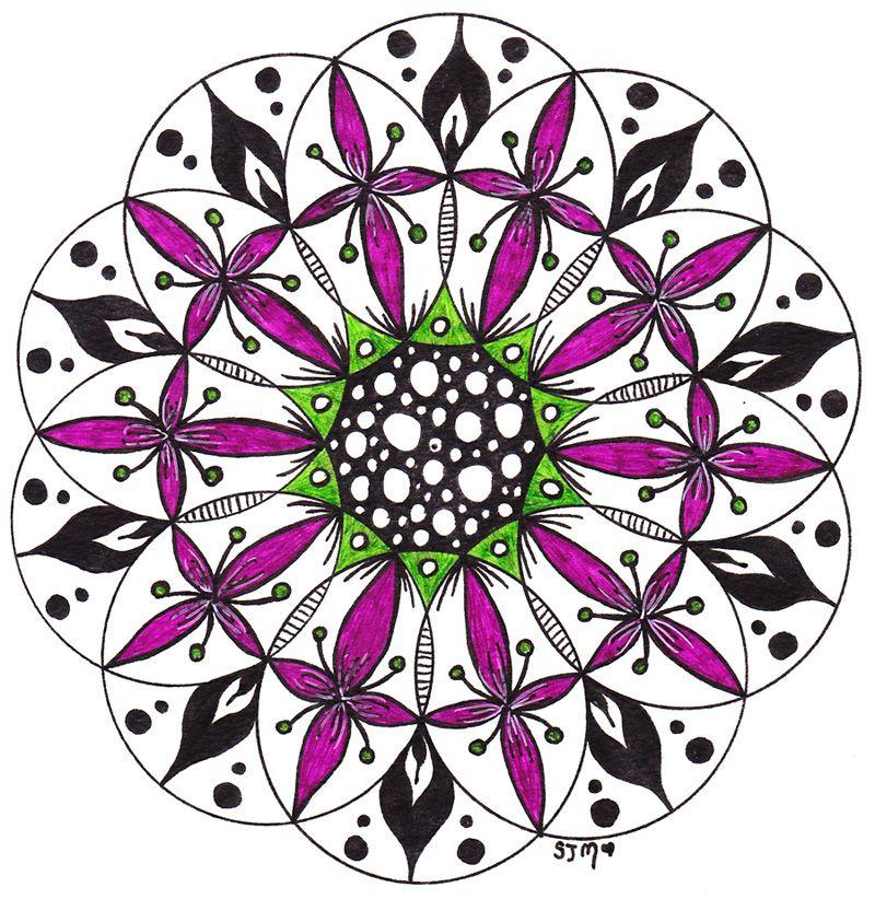Solstice Mandala Calendar Day #17: Artist: Sharon Morgan from Bridgewater, SOUTH AUSTRALIA. Visit her online at http://manifestingmandalas.com/  Have you downloaded your Solstice Mandala Calendar yet? Get it here: http://collagediva.typepad.com/collagediva/2014/11/solstice-mandala-calendar.html