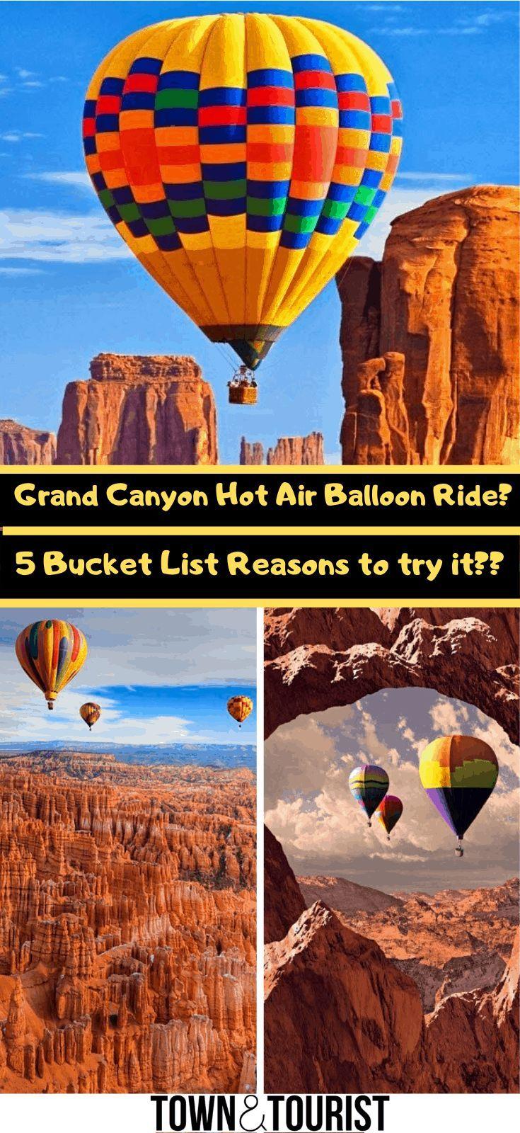5 Golden Reason to take a HOT AIR BALLOON RIDE OVER the