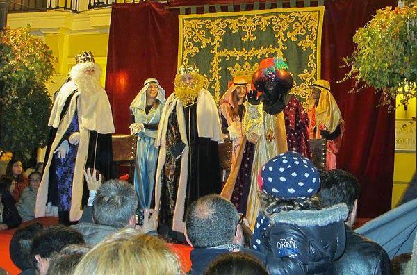 Infopalancia: Cabalgata de Reyes