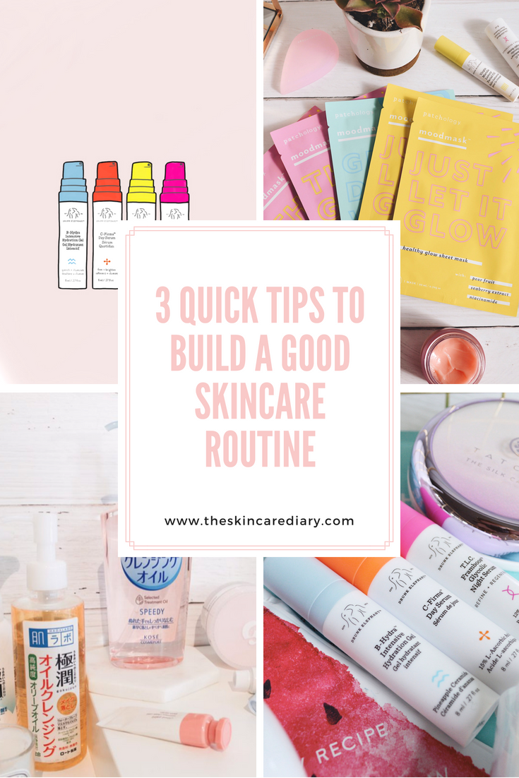 2019 year style- Better a build beauty routine using pinterest