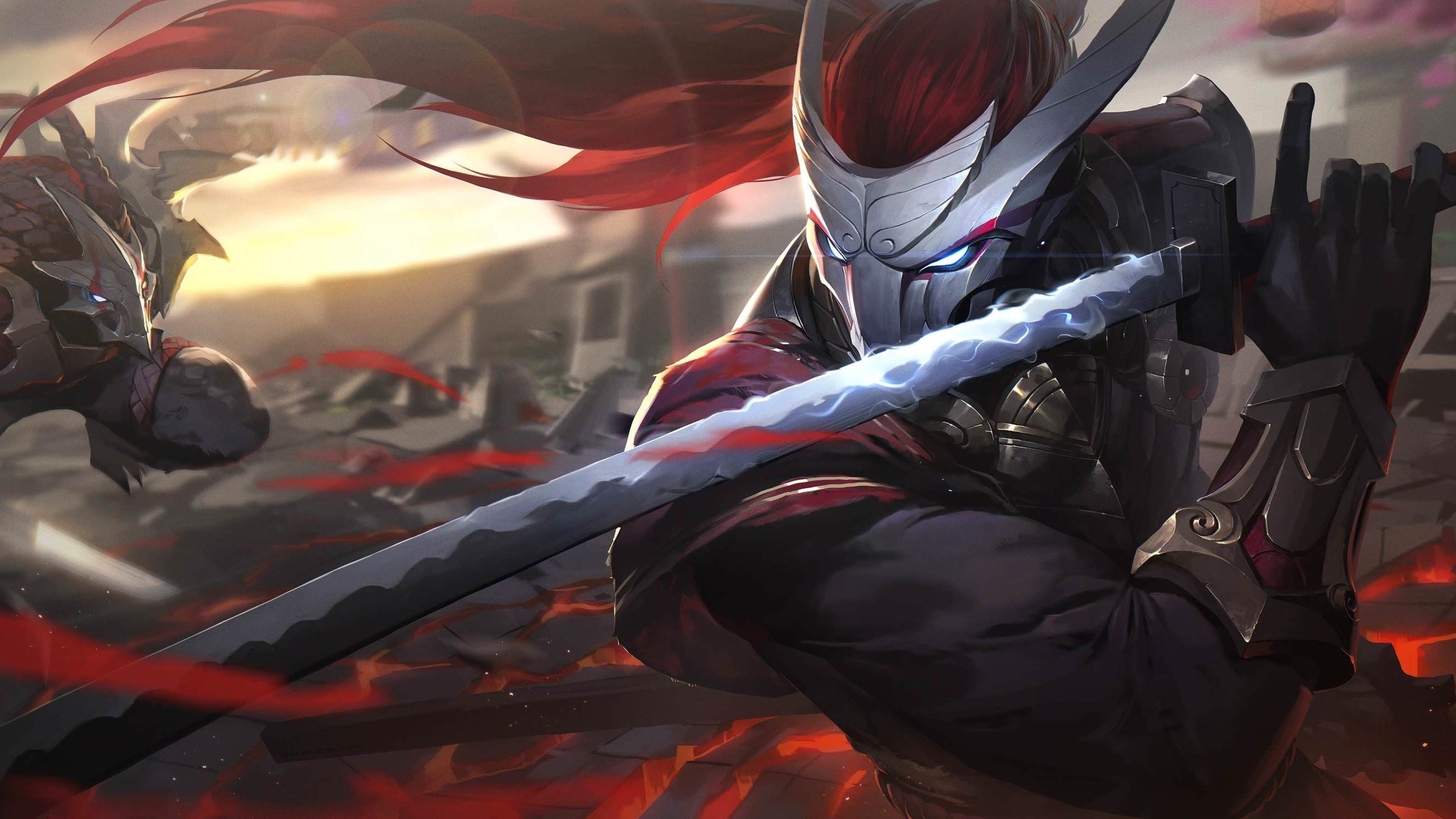 Rengar And Yasuo League Of Legends League Of Legends Wallpapers Hd Wallpapers Games Wallpapers League Of Legends Yasuo Yasuo League League Of Legends Poster
