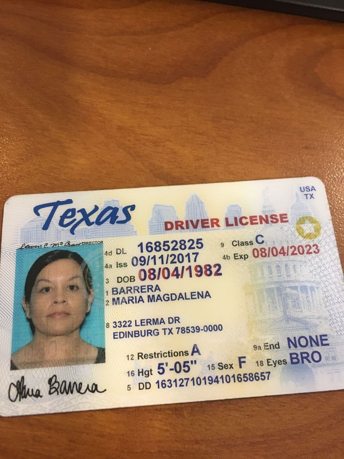 How To Get A Fake Texas Drivers License