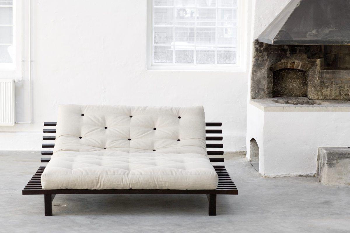 Letto karup blues n legno di pino massello certificato fsc zona notte letti in legno - Pulire divano pelle macchiato ...