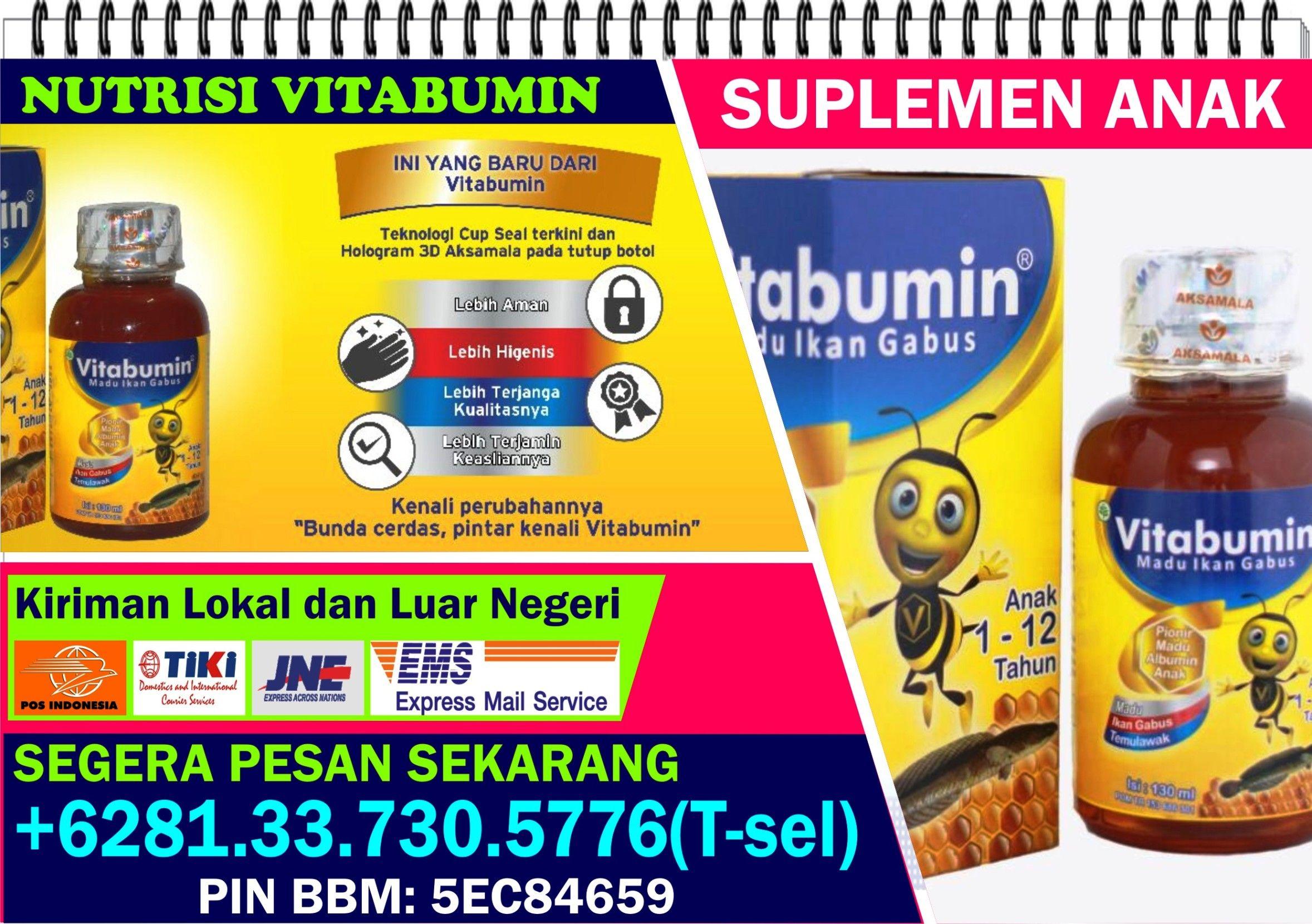 Vitabumin Madu Anak Daftar Harga Terbaru Dan Terupdate Indonesia Plus Minyak Ikan Asli Suplemen Makanan Vitamin Jual Surabaya