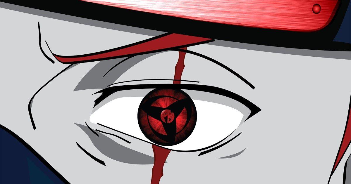 21 Wallpaper Keren Sharingan Bergerak Di 2020 Amaterasu Naruto