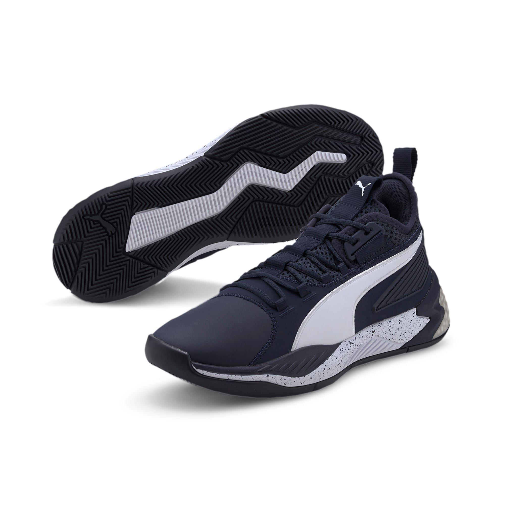 chaussures puma homme bleu