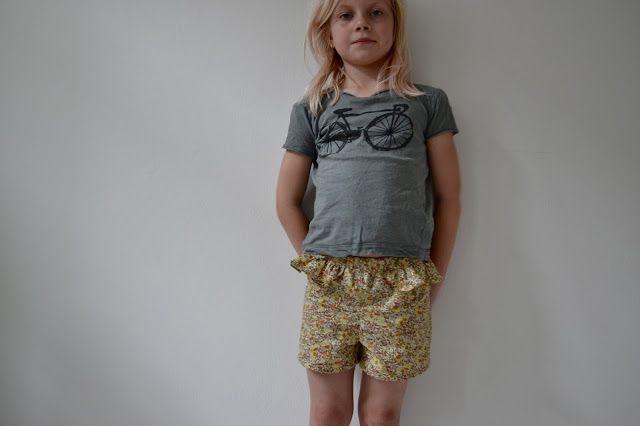 MARAPYTTA: Shorts