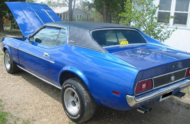 1971 Grande Coupe Mustang Ford Mustang Shelby Cobra Mustang Cars Ford Mustang 1968
