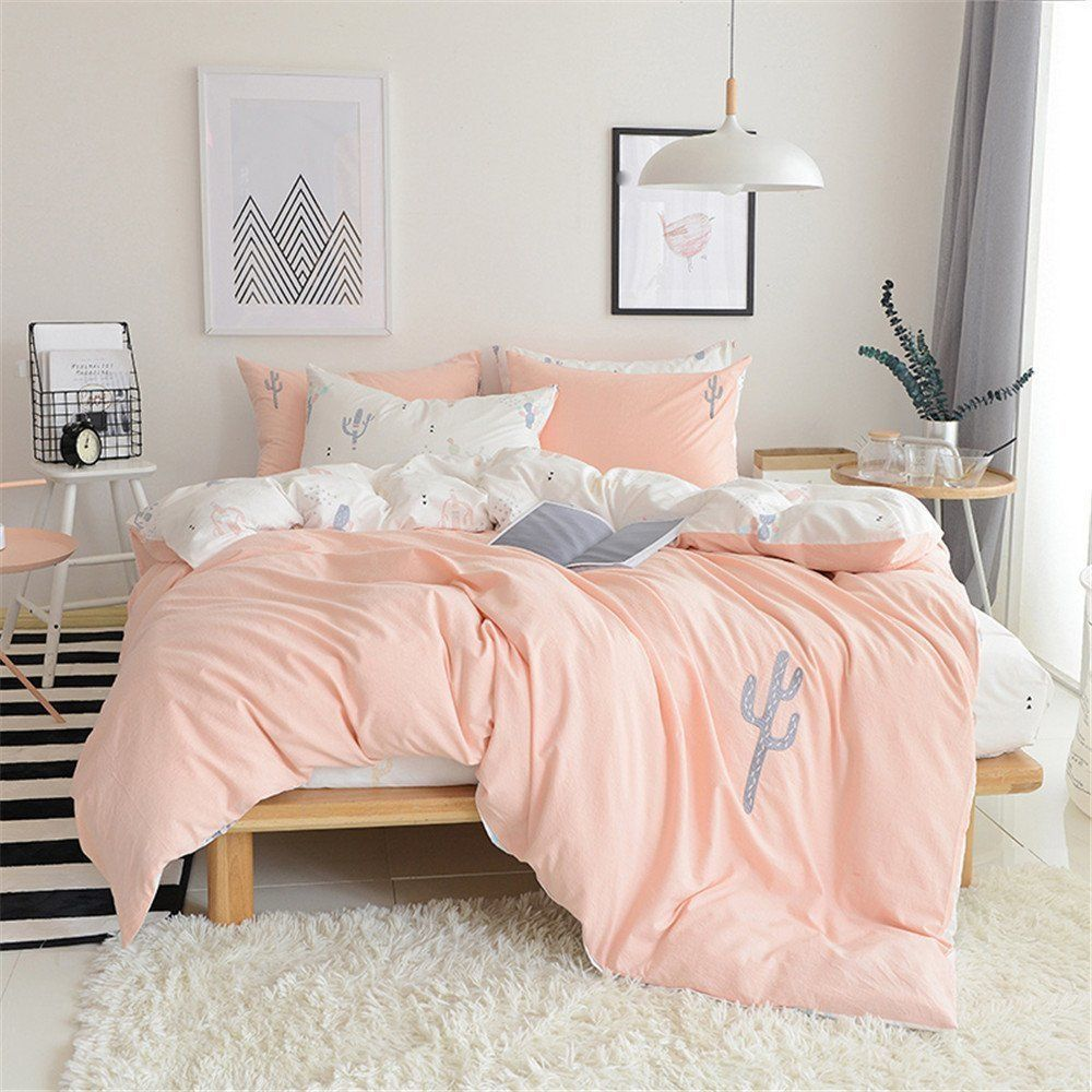 Gweneth 3 Piece Super Soft Comforter Set Pink With Images