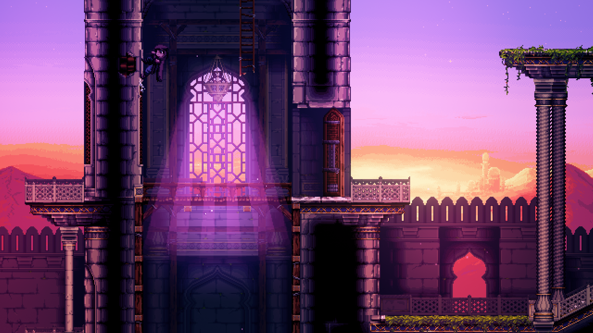 Cardboard Sword, the siege and the sandfox, gamedev, game