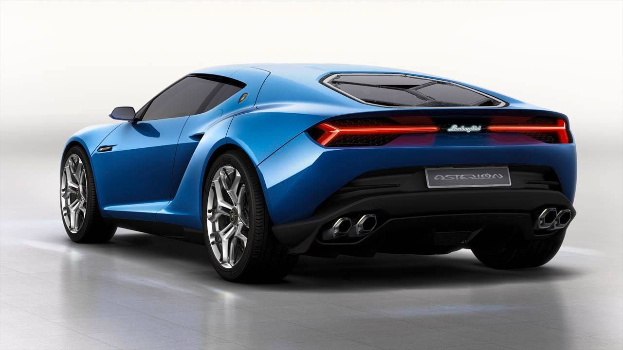 Lamborghini Asterion Hybrid Concept. Best looking automobile I have