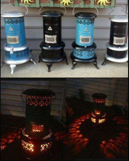 Love These Kerosene Heaters From The Early 1900s Kerosene