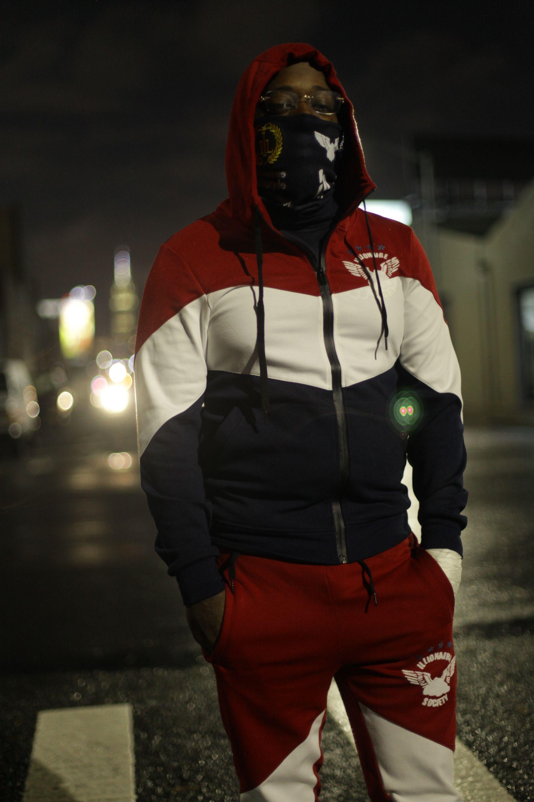 Men's Winner Techsuit   Bad boy style, Streetwear fashion ...