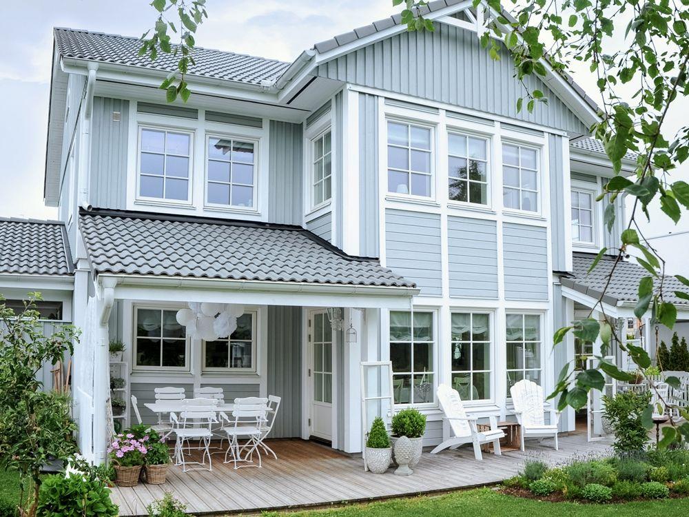 Unsere h user r rvikshus schweiz schwedenhaus haus haus ideen und skandinavisches haus - Skandinavisches gartenhaus ...