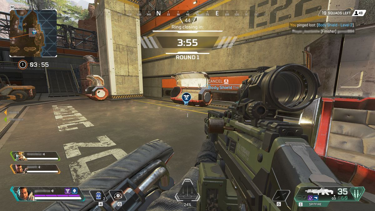 Apex Legends Reinvents The Wheel On Team Play In Shooting Games