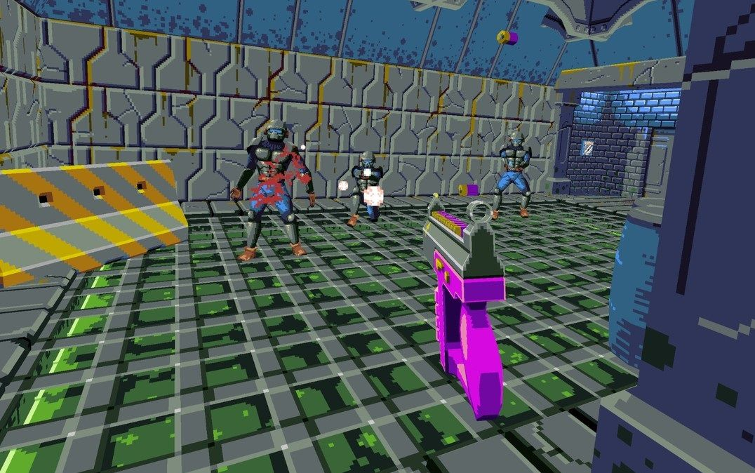 Pin by Shawn Stroud on Virtual Reality Gameplay solo and