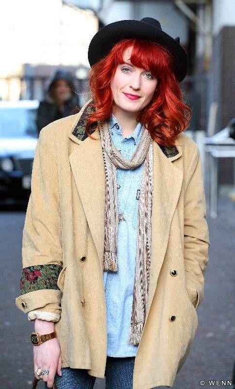 34 наряда Флоренс Уэлч | Fashion Lovers