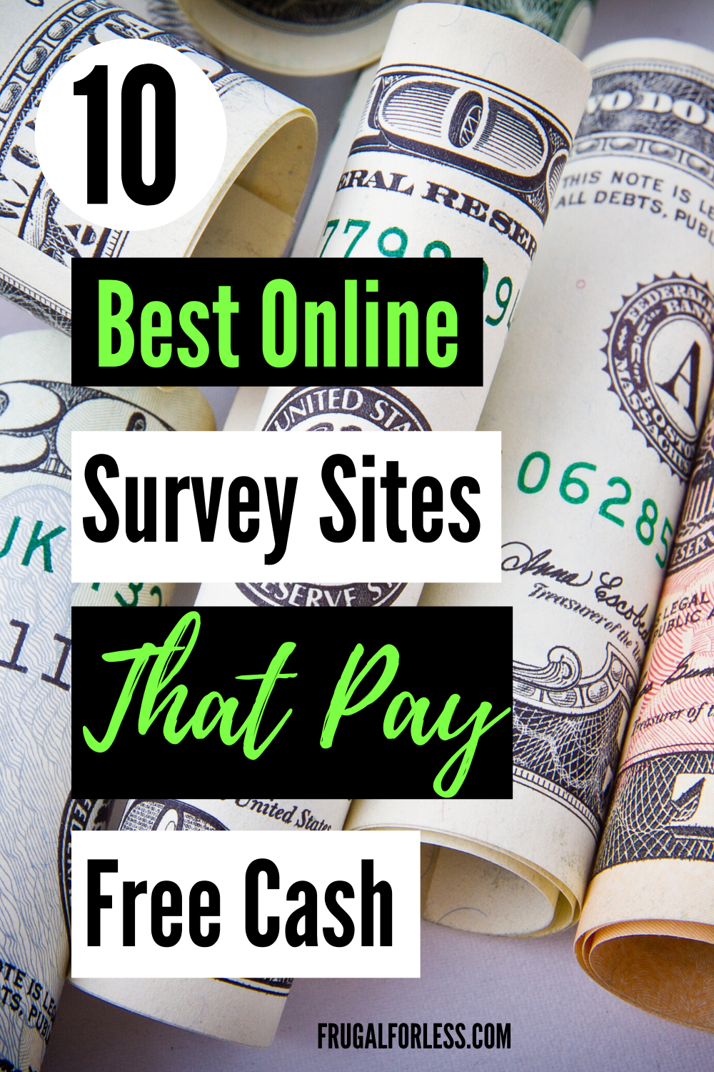 10+ Best Survey Sites That Will Make You Money Now