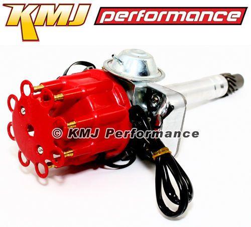 Sbc Distributor Cap Wiring