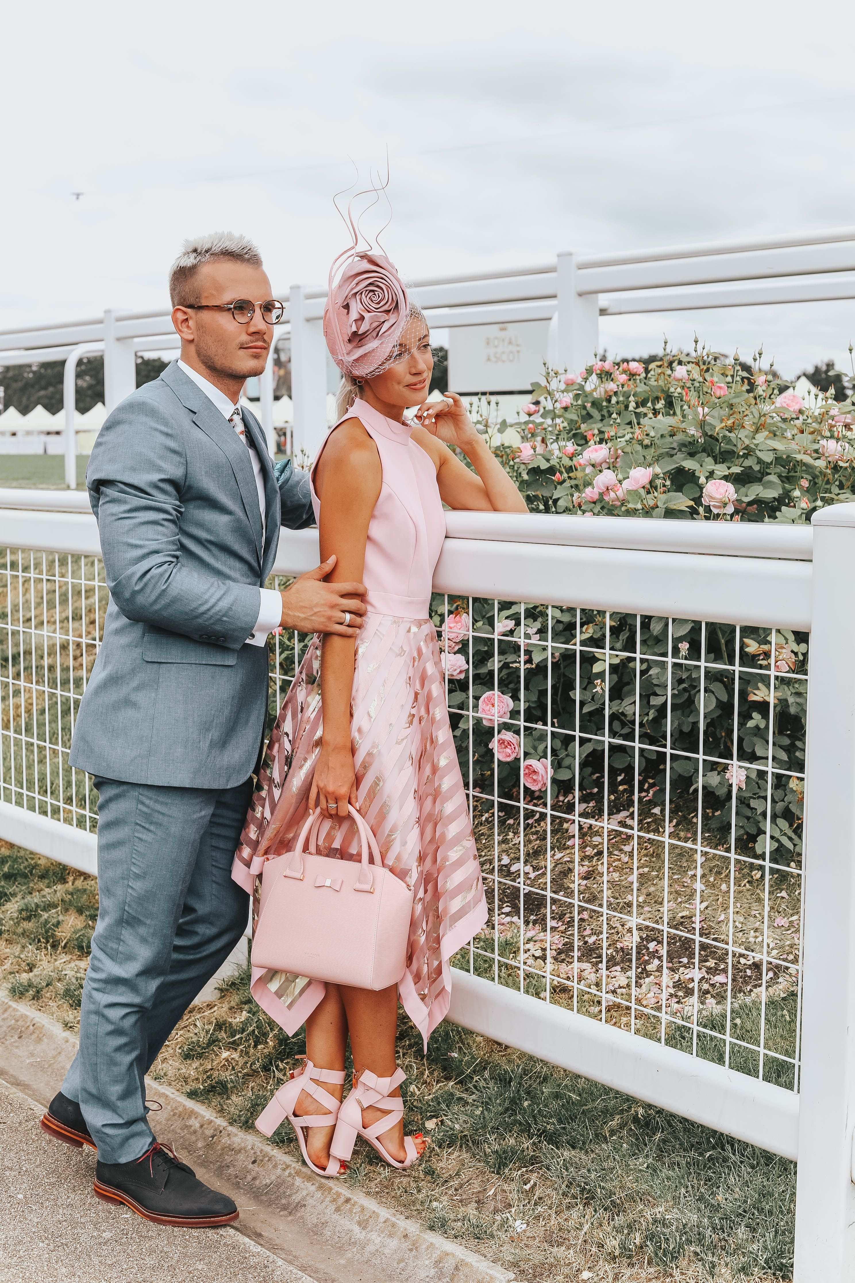 what to wear to royal ascot  derby outfits ladies day