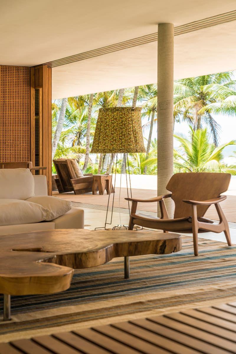 kogan furniture. Studio Mk27 - Marcio Kogan, Fernando Guerra / FG+SG · Txai House Kogan Furniture C