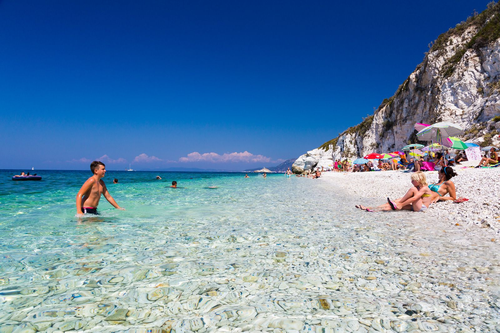 Capo Bianco Isola D Elba