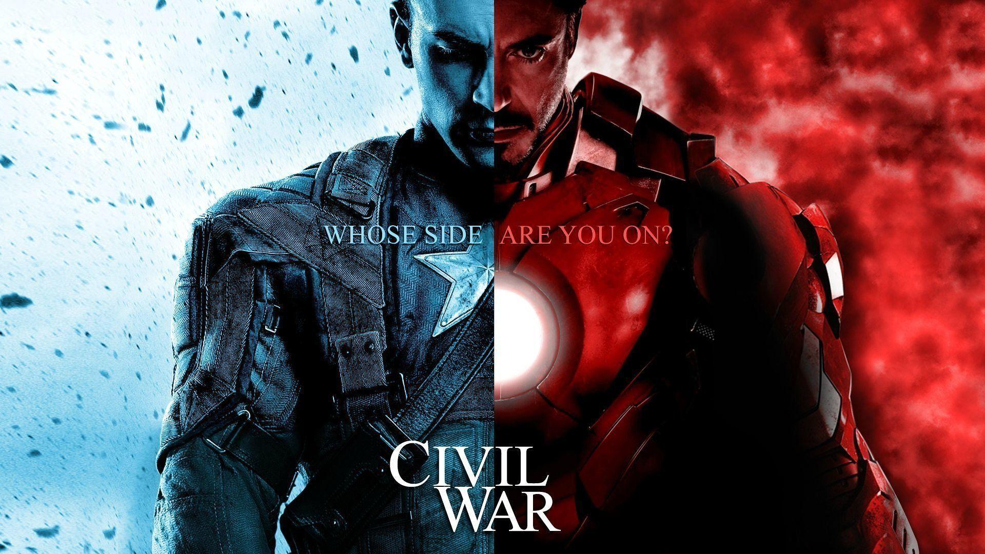 Captain America Civil War HD Wallpapers Backgrounds HD