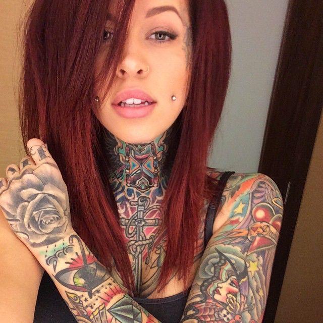 Tattoo Madzilla Tattoo Hot Tattoo Girls Sexy Tattoos