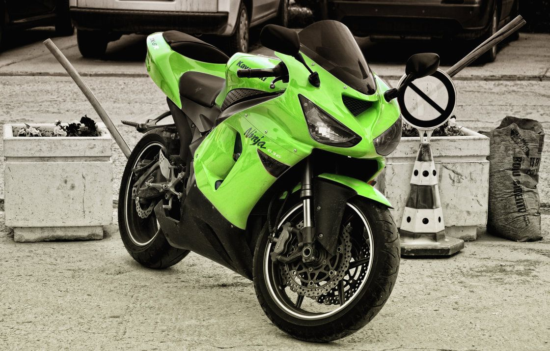 The Kawasaki 636