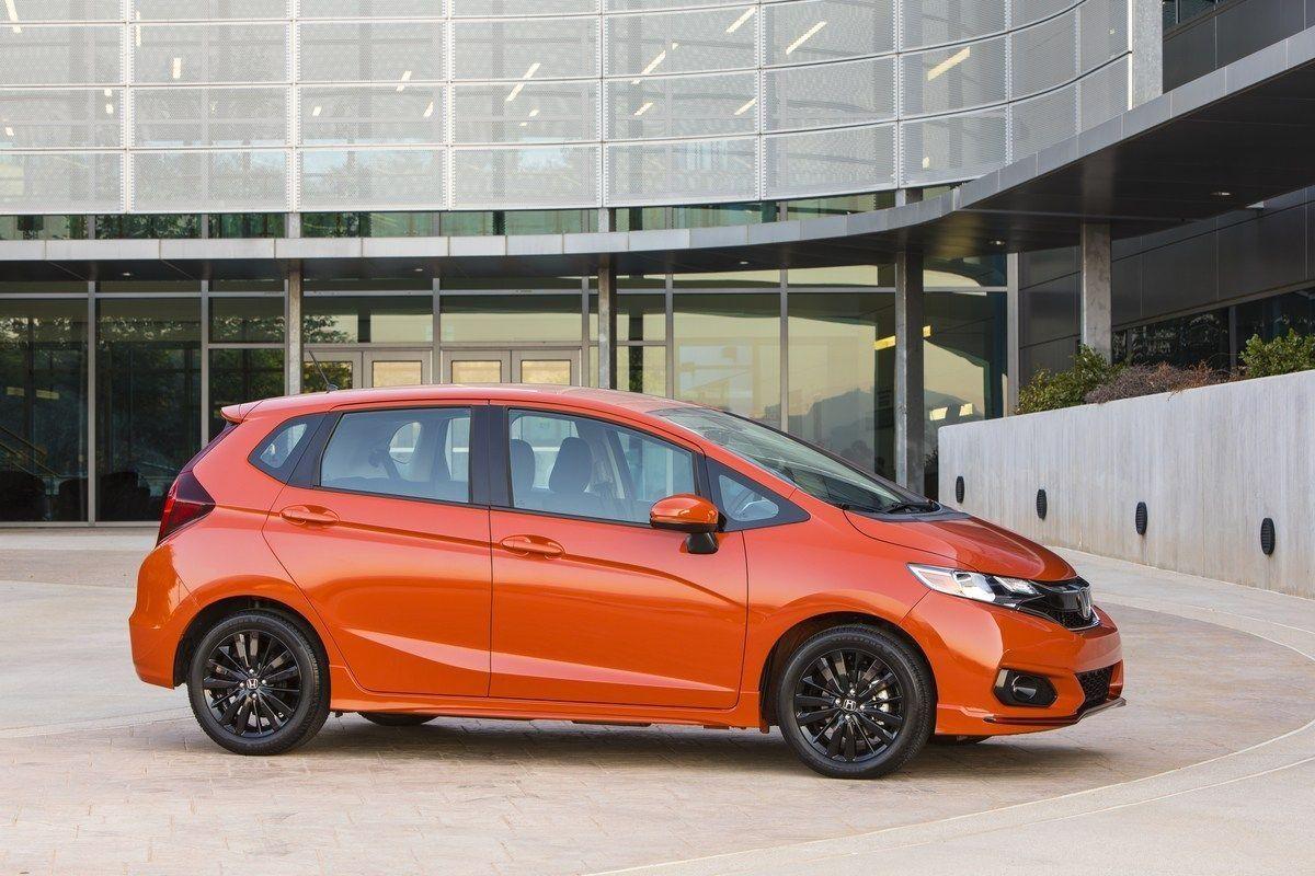 2020 Honda Fit Lx Interior
