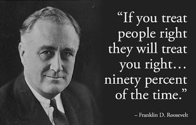 Franklin D. Roosevelt: MAXMILLIAN THE SECOND: Franklin D. Roosevelt Quotes Today
