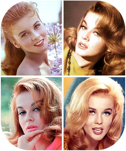 Vintage Lovers Today Is The Ann Margret Hair How To What You Need