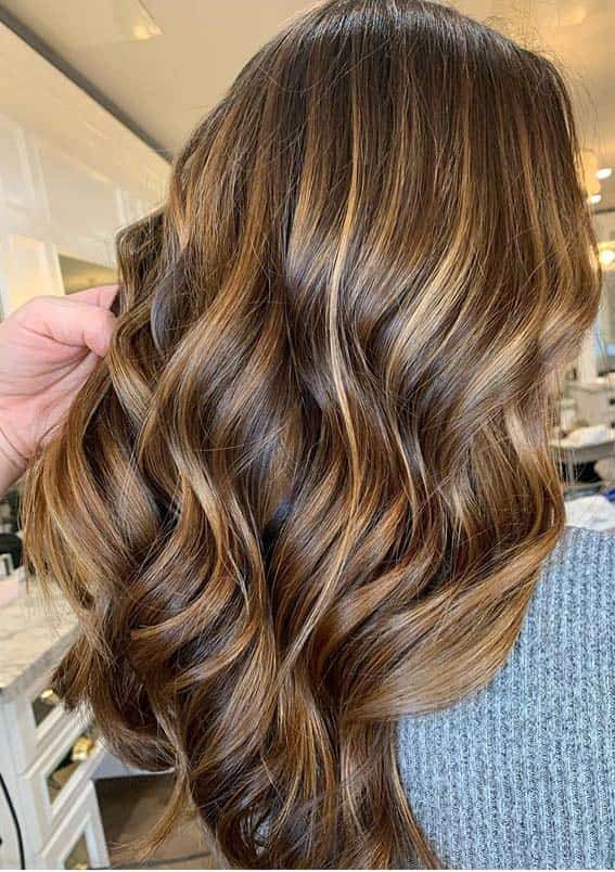 Pretty Brunette Hair Colors With Bronze Shades In 2020 Cabelo