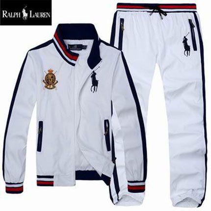 a97fa71268d64a Polo Ralph Lauren Men s Tracksuit White   Polo by Ralph Lauren ...