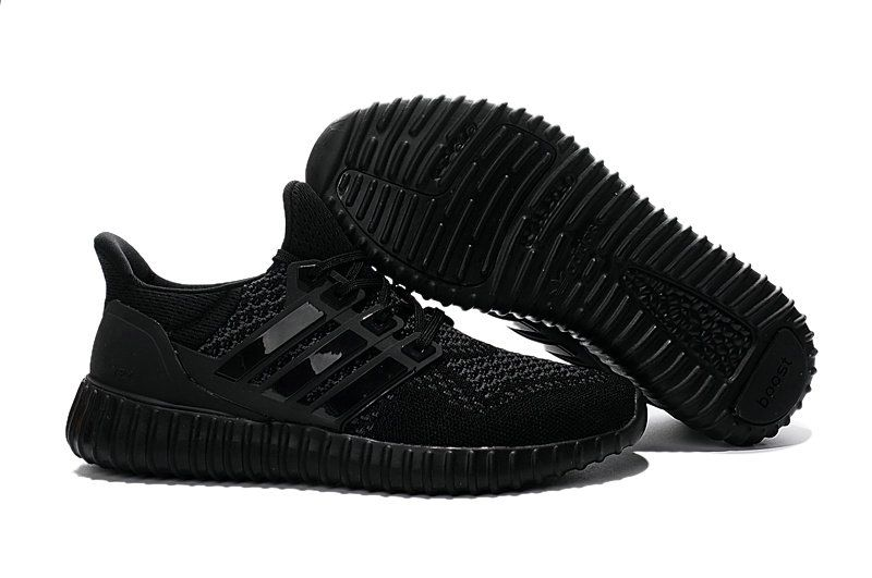 info for ca458 6358f Adidas Yeezy Ultra Boost 2016-2017 Primeknit David Beckham Black Shoes UK  Trainers 2017 Running Shoes 2017
