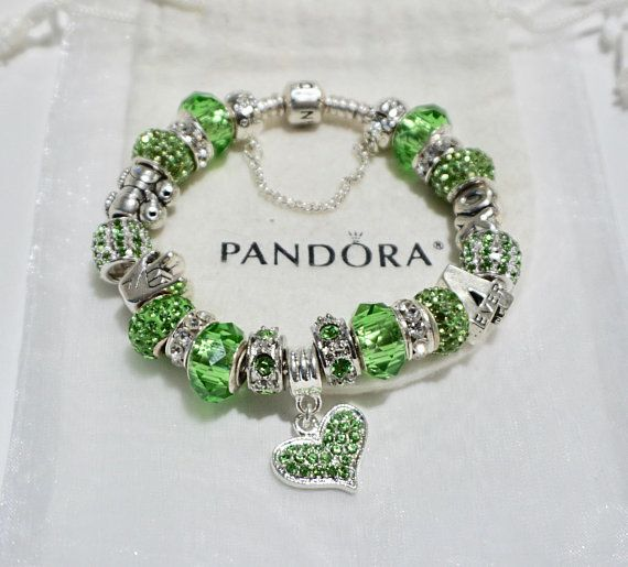 I Love You in sign language Authentic Jared Pandora bracelet