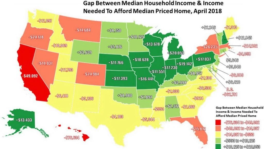 Salary you need to afford the average home in your state ... on income taxes state of alaska, median income per county map, world map, income stats by state 2013, personal income map, income gap by state, us income by county map, income taxes by state, income for south carolina map, income map of chicago 2013, income by zip code map, top 1% in each state map, income by indiana map, hungary map, income texas map, 50 u.s. states map, income map in j, states pay federal income taxes map,